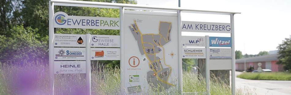 Gewerbepark am Kreuzberg Wildflecken - Download
